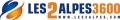 Logo les deux alpes