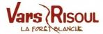 logo skigebied La Foret Blanche Vars Risoul