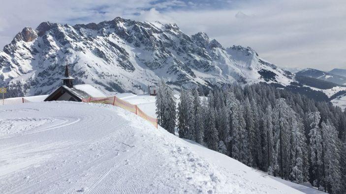 Wintersport in Dienten