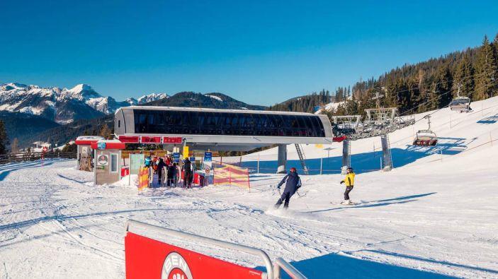Wintersport Eben im Pongau