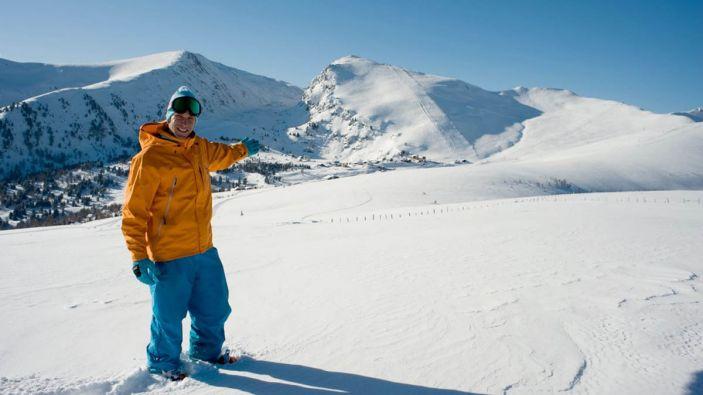 Wintersport skigebied Heidi Alm BergResort