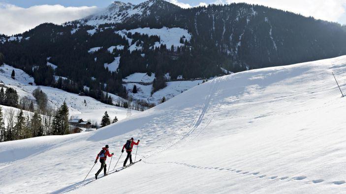 Wintersport Jaun