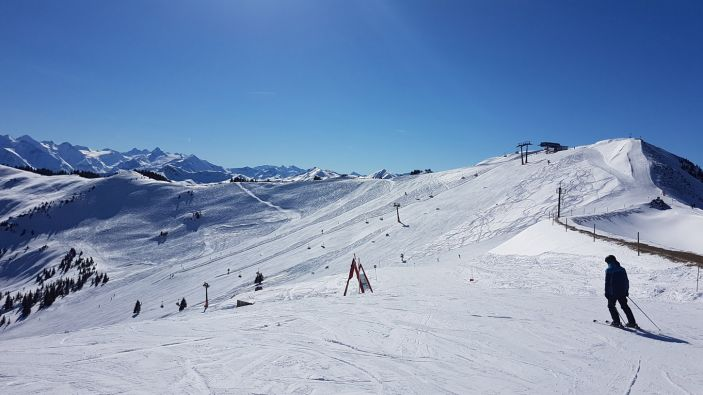 Wintersport Leogang