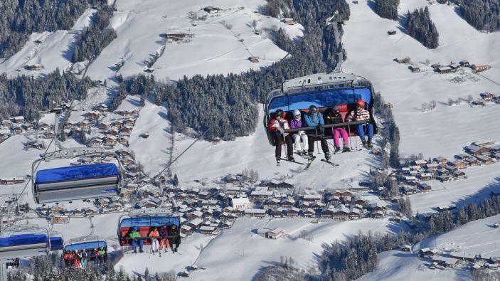 Wintersport skigebied Ski Juwel Albachtal Wildschönau