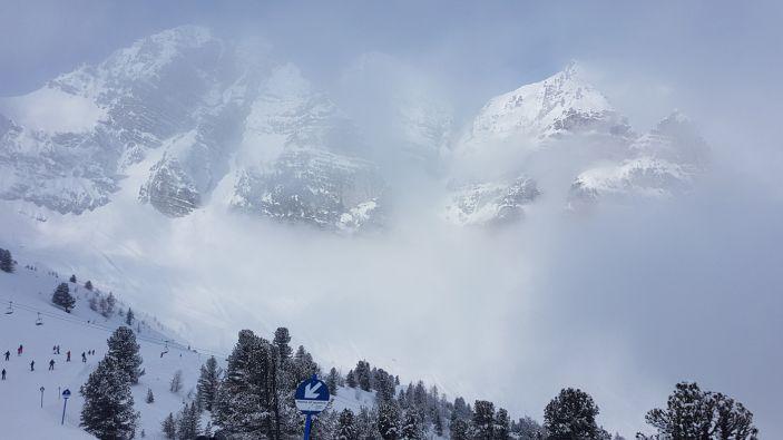 Wintersport skigebied Schlick 2000