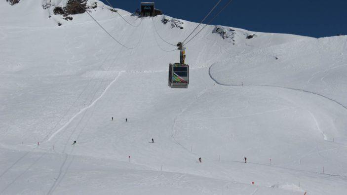 Wintersport skigebied Ankogel Mallnitz