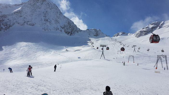 Wintersport Stubaital