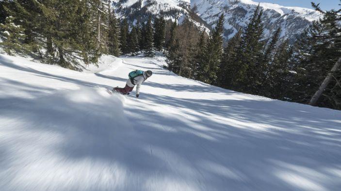 Skigebied Anzère