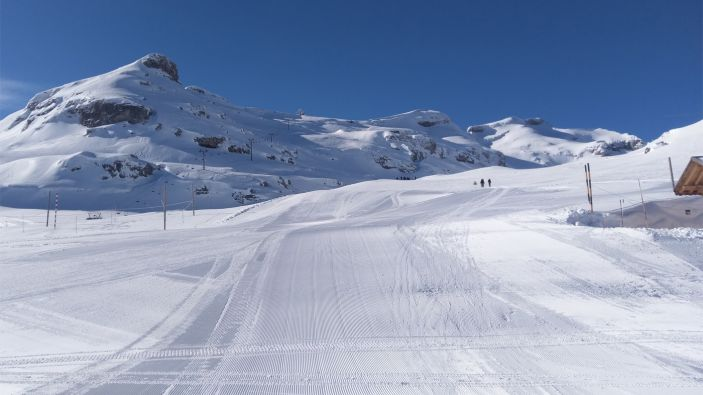 Wintersport skigebied Le Grand Massif