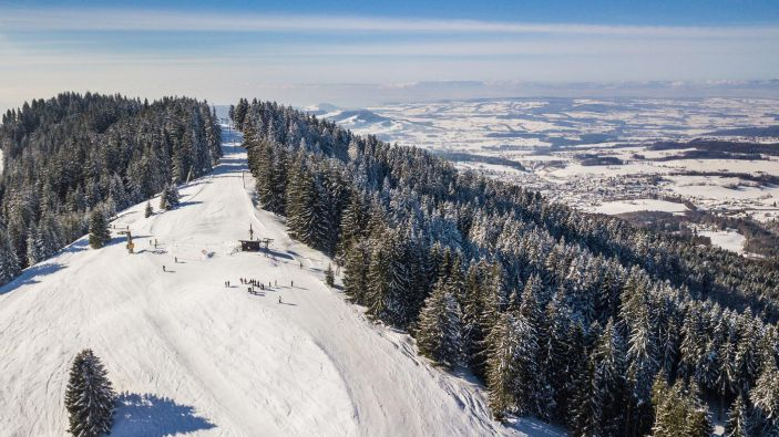 Skigebied Les Paccots