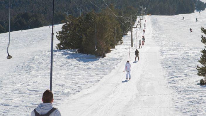 Skigebied Mont Serein