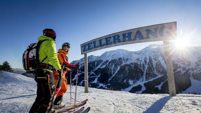 Wintersport skigebied Präbichl