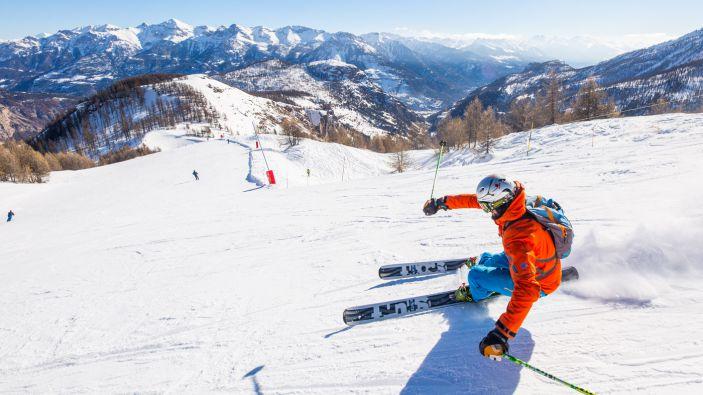 Skigebied Puy Saint Vincent