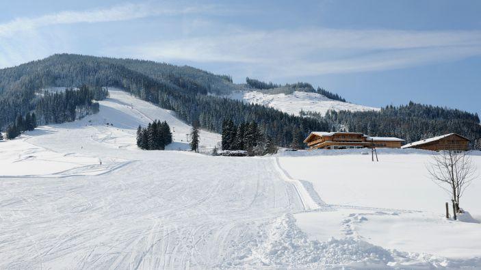 Wintersport Skigebied Saalfelden-Hinterreit
