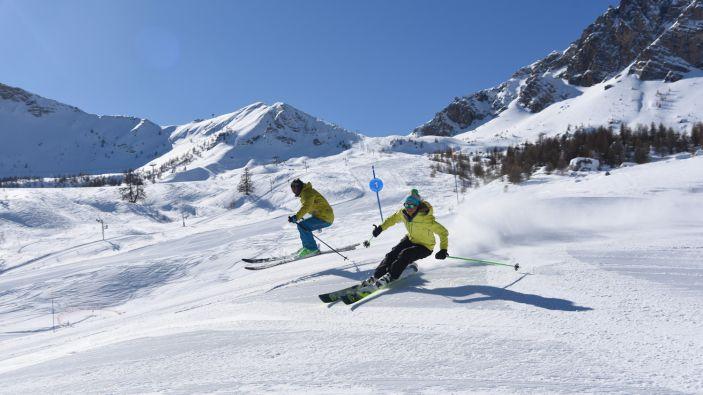 Skigebied Sauze Super Sauze