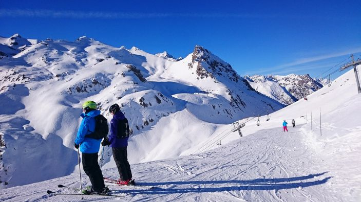 Skigebied Serre Chavelier