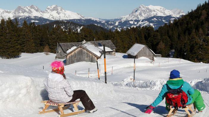 Skigebied Ski Hohentauern
