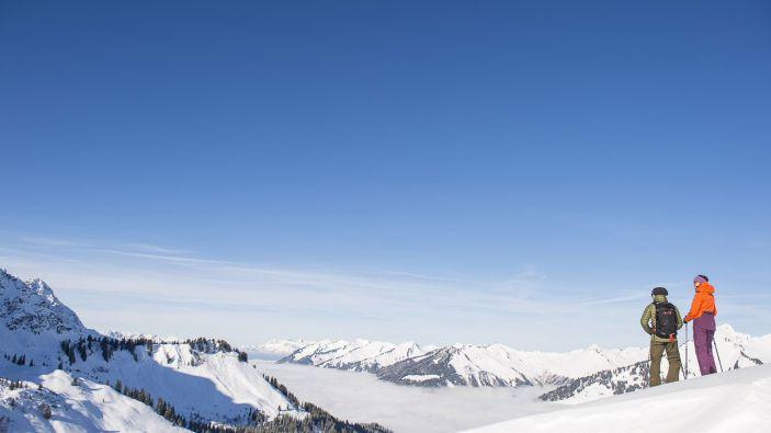Wintersport Sonntag