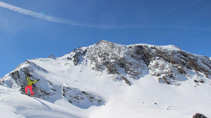 Wintersport Valfréjus