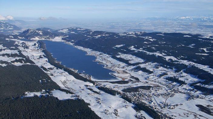 Skigebied Vallée de Joux