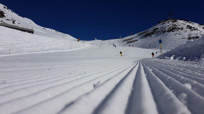 Wintersport skigebied Ötztal Sölden