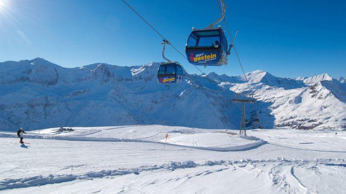 Wintersport Sportgastein