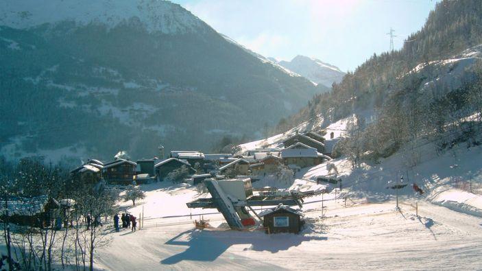 Wintersport Villaroger