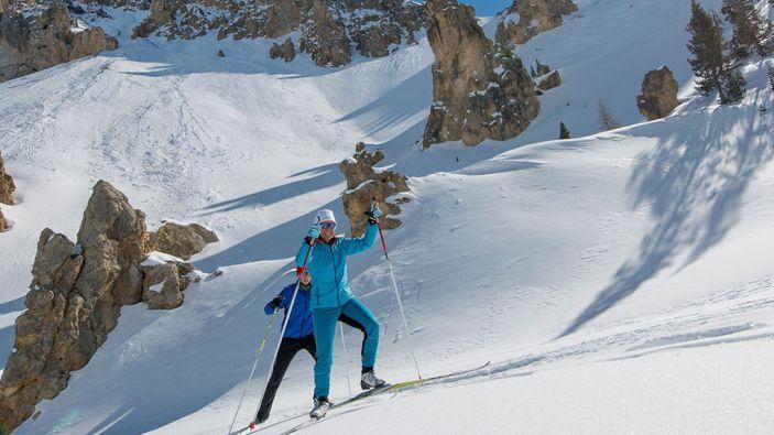 Wintersport Aiguilles