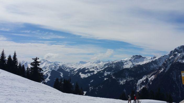 Wintersport Alpendorf