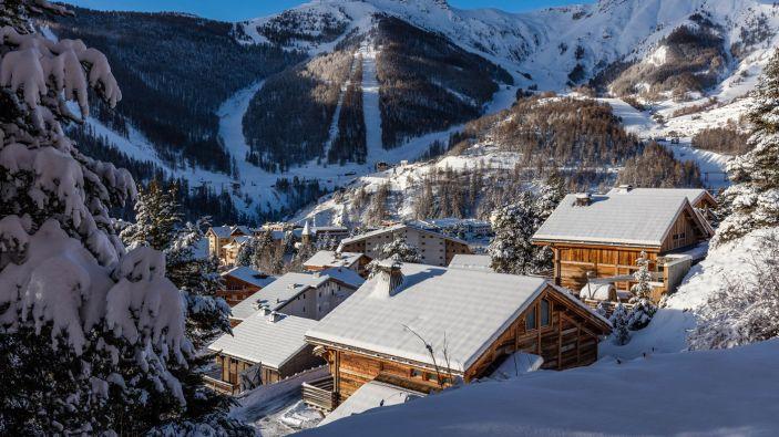 Wintersport Alpes du Sud Auron - Saint Étienne de Tinée
