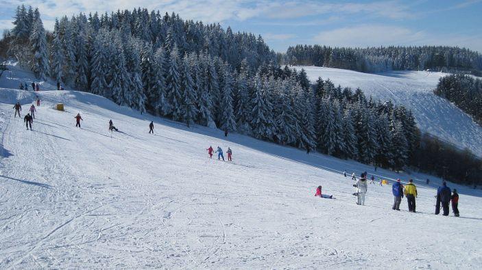 Wintersport Altastenberg