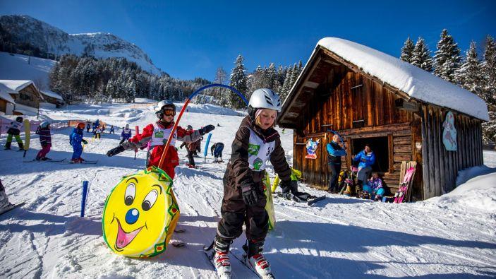 Wintersport Altaussee