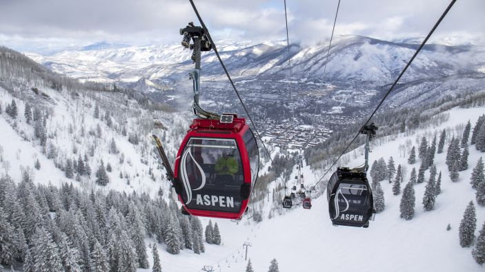 Wintersport Amerika - Aspen Snowmass