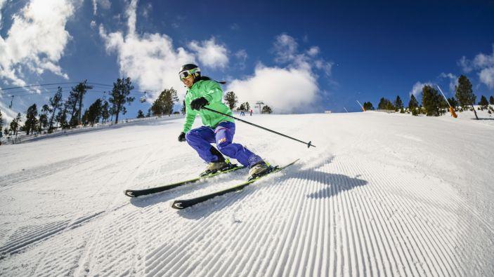 Wintersport Andora - Arinsal