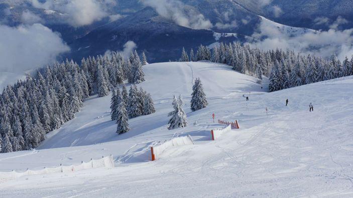 Wintersport Baden-Württemberg - Belchen