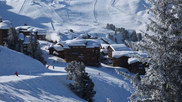Wintersport Belle Plagne