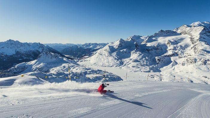 Wintersport Bernina Lagalb