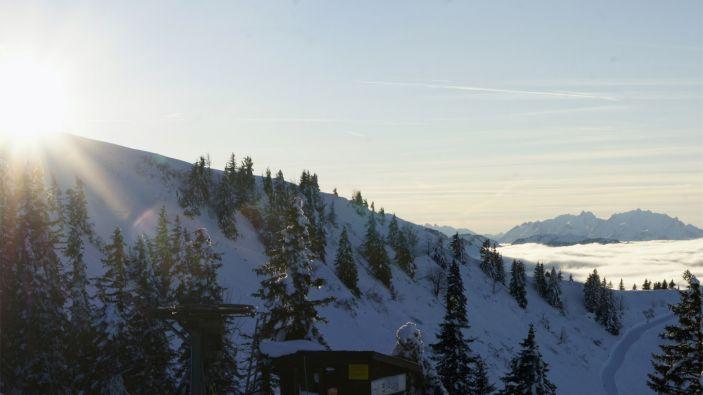 Wintersport Bezau