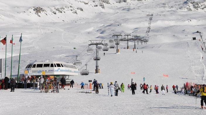 Wintersport Valle d'Aosta - Breuil-Cervinia