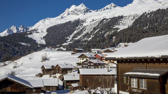 Wintersport Brigels
