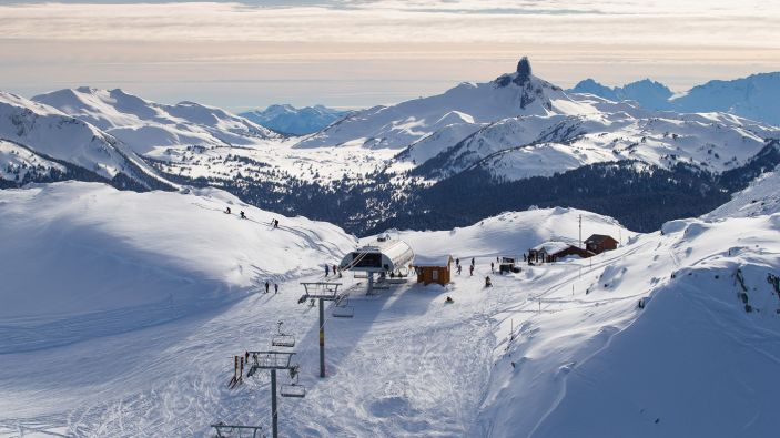 Wintersport Brits-Columbia - Whistler Blackcomb