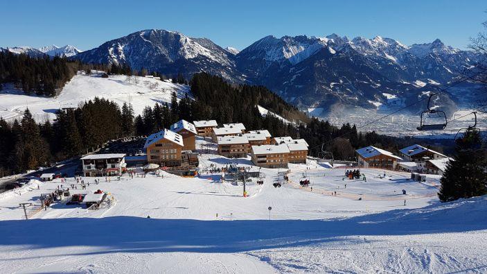 Wintersport Bürserberg
