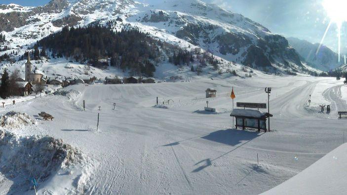 Wintersport Champagny en Vanoise