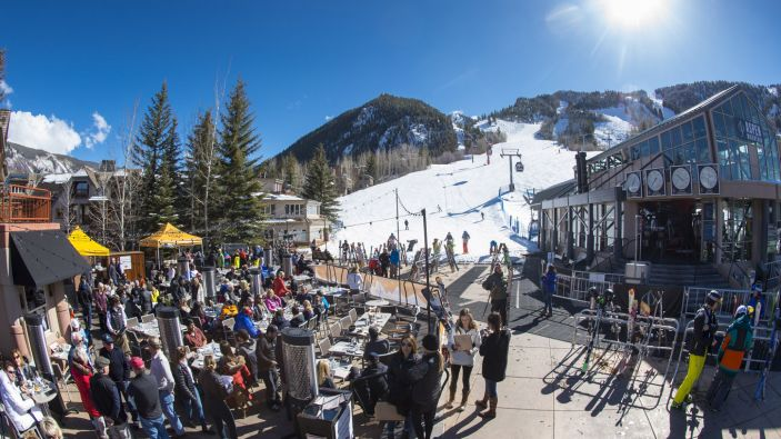 Wintersport Colorado - Aspen Snowmass