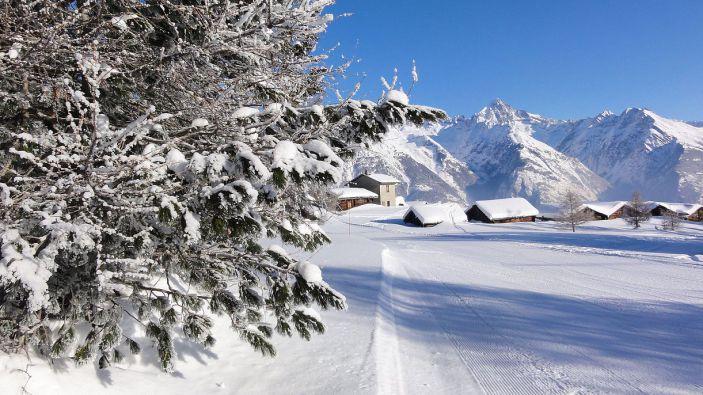Wintersport Eischoll