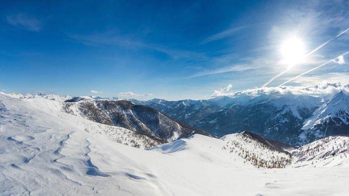 Wintersport Espace Lumiére