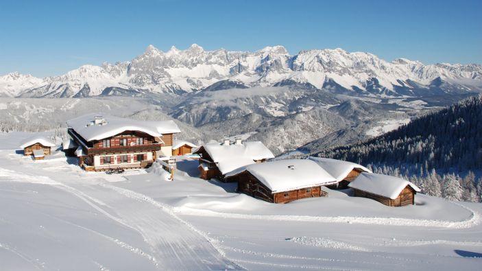 Wintersport Forstau