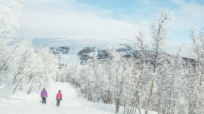 Wintersport Geilo