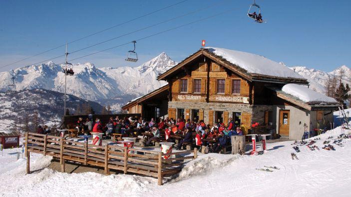 Wintersport Grächen