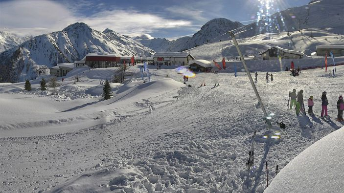 Wintersport Grimentz